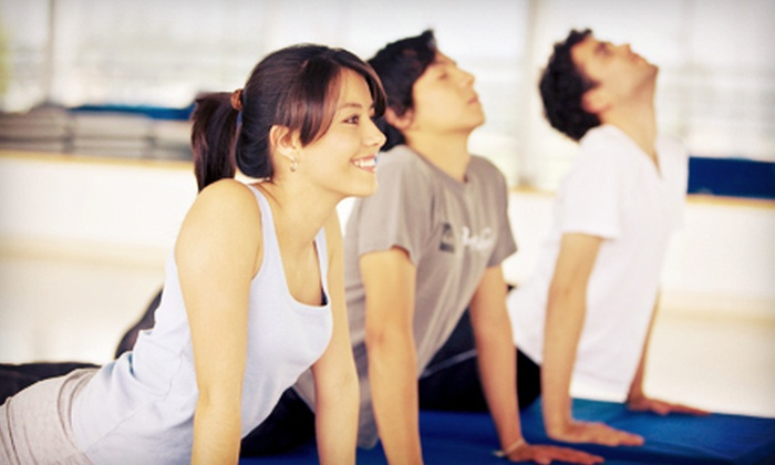 Joyflow Yoga Studio - Ridgeland: 5 or 10 Yoga Classes at Joyflow Yoga Studio (Up to 65% Off)