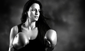 Kickboxing East Village: 5 or 10 Kickboxing Classes at Kickboxing East Village (Up to 87% Off)