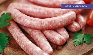 Northumberland Sausage Company: Sausage-Making Workshop For One (£19) or Two (£35) at Northumberland Sausage Company (Up to 79% Off)