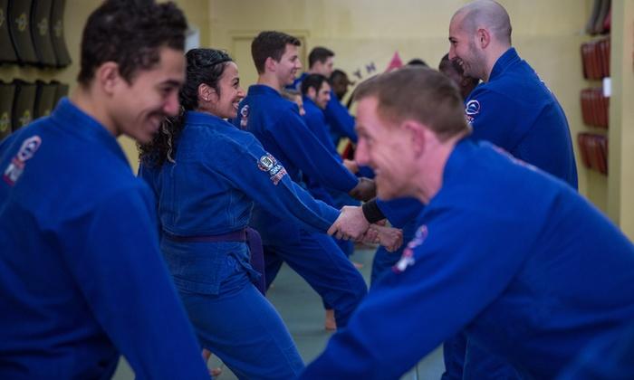 Brooklyn Brazilian Jiu Jitsu - Multiple Locations: Up to 72% Off Jiu-Jitsu classes at Brooklyn Brazilian Jiu Jitsu