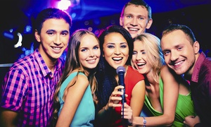 Shout Karaoke: Two-Hour Karaoke Party-Room Rental with Drinks for Up to 4, 8, or 12 at Shout Karaoke (Up to 42% Off)