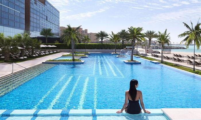 Fairmont Beach Club In Abu Dhabi Abu Dhabi Groupon
