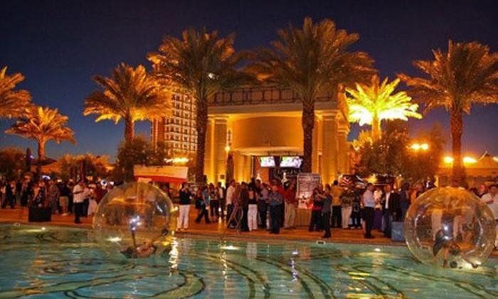 Las Vegas Epicurean Affair -  Palazzo Pools: $50 for Unlimited Cuisine at the Nevada Restaurant Association's Las Vegas Epicurean Affair on May 24 ($100 Value)