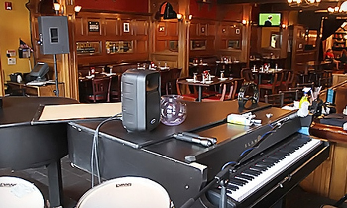 Wicked Wolf Tavern - White Plains: Pub Dinner with Optional Dueling-Piano Show for Two or Four at Wicked Wolf Tavern (Up to 59% Off)