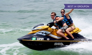 Southern Wave Sailing Charters: One-Hour Waverunner Rental for Two or Four from Southern Wave Sailing Charters (Up to 30% Off)