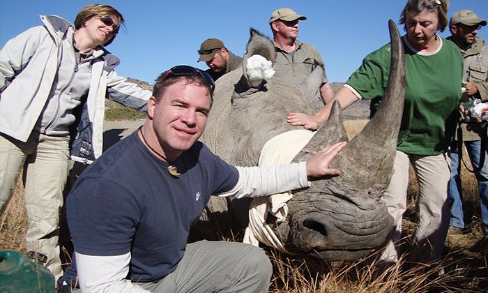 For Wildlife: Donate R15 and Help Save the Rhino from Extinction with For Wildlife
