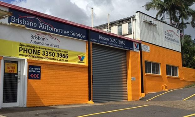 Groupon Car Service Brisbane