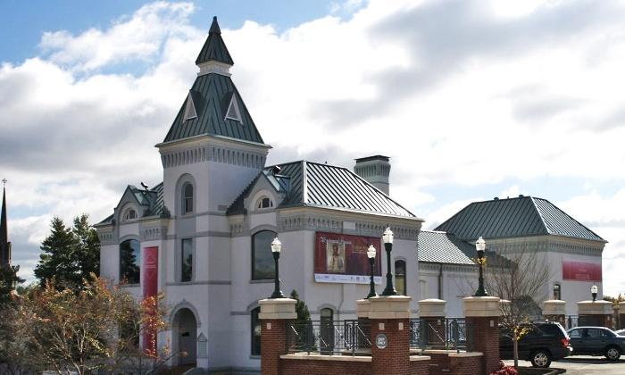 LaGrange Art Museum - LaGrange: One-Year Individual or Family Membership to LaGrange Art Museum (Up to 59% Off)