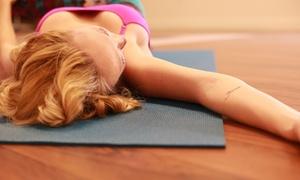 PureJoy Yoga: 10 Yoga Classes at PureJoy Yoga (64% Off)