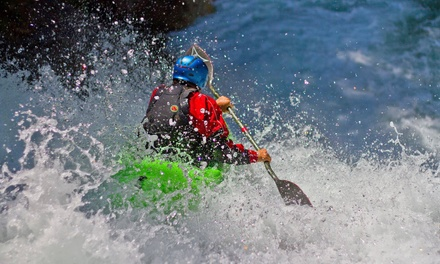C$949 for Five-Day Whitewater Kayaking Course from Aquabatics (C$1,295 Value)