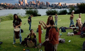Seattle Hand Drummers: A Private Music Lesson from Seattle Hand Drummers (50% Off)
