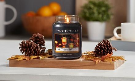 Yankee Candle in giara grande