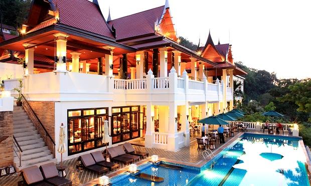 Phuket: 4* Aquamarine Resort 5