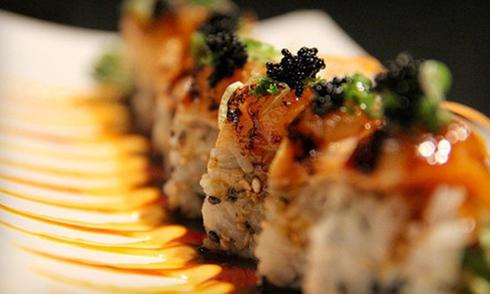 Zoku Sushi & Asian Contemporary Cuisine - Logan Square: $20 for $40 Worth of Japanese Fare at Zoku Sushi & Asian Contemporary Cuisine