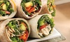 Roly Poly - Tallahassee: Sandwich Party Platter or $5 for $10 Worth of Sandwiches, Soups, Salads, and Drinks at Roly Poly