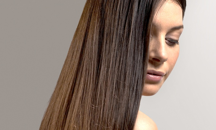Xanadu Salon - Middletown: One, Two, or Three Keratin Treatments at Xanadu Salon (Up to 81% Off)