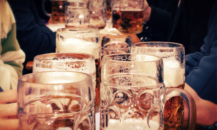 Oktoberfest in Glendale Heights - Glendale Heights: Oktoberfest in Glendale Heights for Two, Four, or Six at Camera Park on September 13–16 (Up to 58% Off)