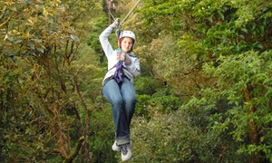 Blue Heron Adventure at Whitewater Express: Blue Heron Express Pass for One or Two at Blue Heron Adventure at Whitewater Express (Up to 52% Off)