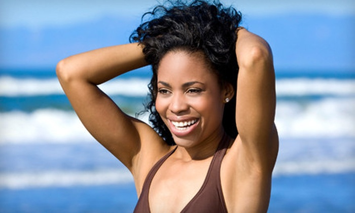 FUN by Michelle - Riverside: Six Laser Hair-Removal Treatments on a Small, Medium, or Large Area or the Full Body at FUN by Michelle (Up to 90% Off)
