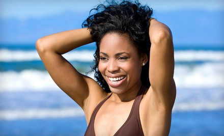 Six Laser Hair-Removal Treatments on a Small, Medium, or Large Area or the Full Body at FUN by Michelle (Up to 90% Off)