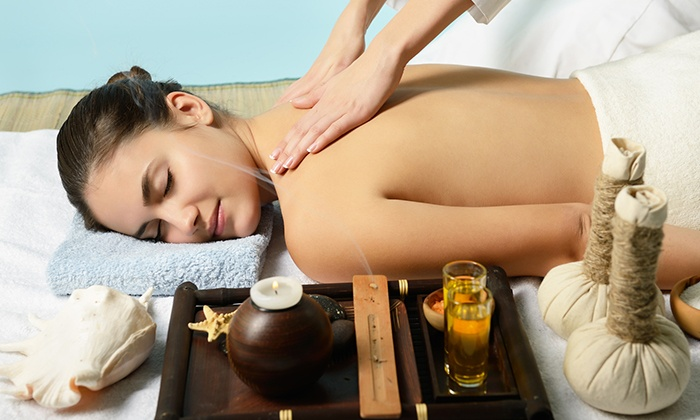 Lotus Pain and Laser Spa - Greater Sudbury: One-Hour Massage with Optional Hot Stones or Three One-Hour Massages at Lotus Pain and Laser Spa (Up to 58% Off)