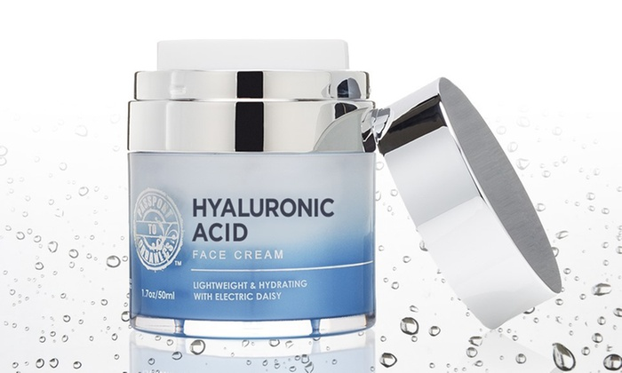 how to make hyaluronic acid face cream