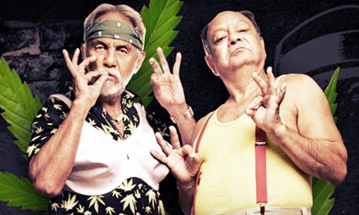 Cheech & Chong With Special Guest War - The Embarcadero: Cheech and Chong with Special Guest War at America's Cup Pavilion on Saturday, August 10 (Up to $47.35 Value)