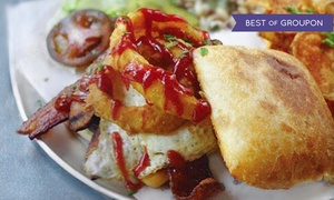 The Boot at Preserve Village: $13 for $26 Worth of Casual American Food at The Boot at Preserve Village