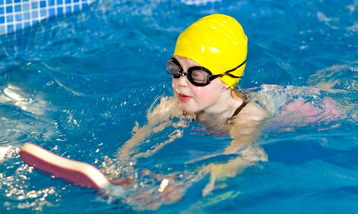 Small Fish Big Fish Swim School - West Palm Beach: Swim Lessons and Registration Fee at Small Fish Big Fish Swim School (Up to 79% Off). Four Options Available.