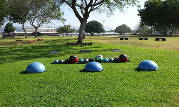 RJC Athletics - Allied Gardens: 20 Fitness and Conditioning Classes at RJC Athletics (65% Off)