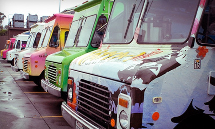 Minnesota FoodTruck Fair - North Loop: Admission for One, Two, or Four to Minnesota FoodTruck Fair on August 5 (Up to 52% Off)