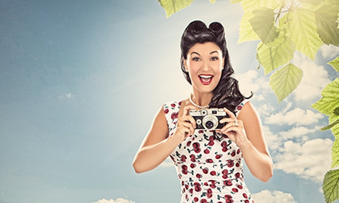 Portland Pin-Ups - Concordia: $99 for a 45-Minute Vintage Pinup Photo Shoot with Prints at Portland Pin-Ups ($439 Value)