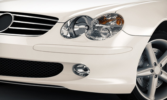Dent Magic - Meadowland Heights: $60 for $130 Toward Paintless Dent Removal and Bumper Repair Services at Dent Magic