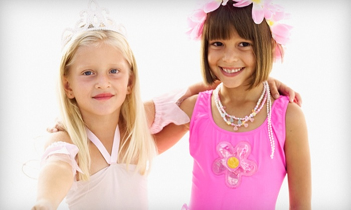 Parties2Pamper - Jacksonville: 1.5-, 2-, or 3-Hour Themed Kids' Party from Parties2Pamper (Up to 52% Off)