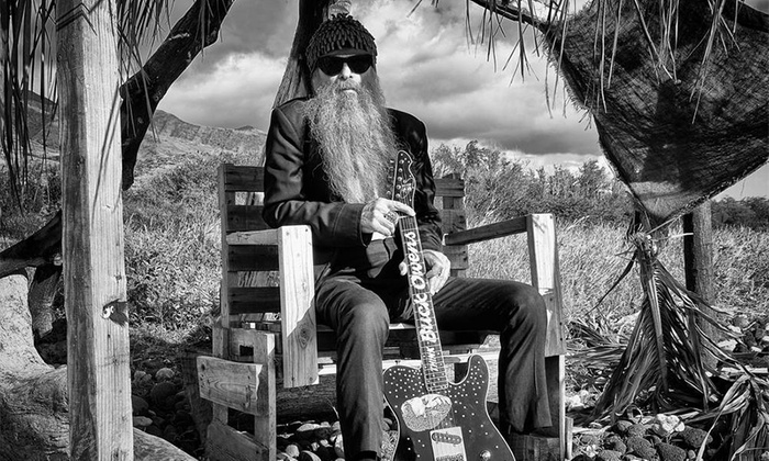 Billy Gibbons - City Bank Auditorium: ZZ Top Frontman Billy Gibbons & The BFG's on Saturday, December 5, at 8 p.m.