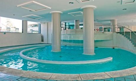 Circuito termal para dos desde 15,95 € y con masaje desde 34,95 € en Spa Aqua Center del Hotel Deloix 4* de Benidorm Oferta en Groupon