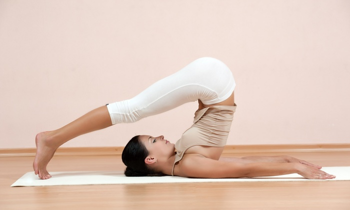 Dr White Yoga - Wolf Pen Creek District: Two 60-Minute Vinyasa Yoga Classes from Dr White Yoga (70% Off)