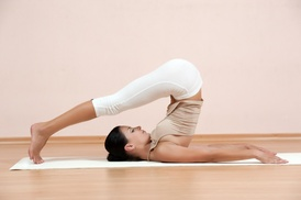 Dr White Yoga: Two 60-Minute Vinyasa Yoga Classes from Dr White Yoga (70% Off)