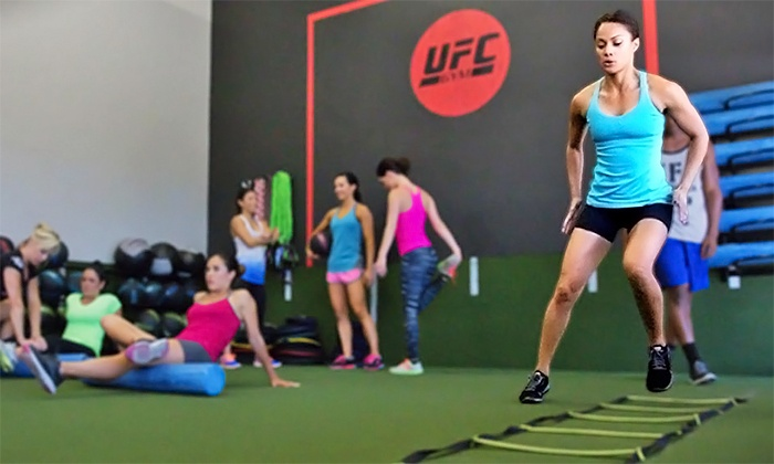 UFC Gym Plano - Plano: $29 for One-Month Unlimited Membership at UFC Gym Plano ($237 Value)