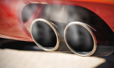 $30 for $60 Worth of Smog Test at First Class Smog