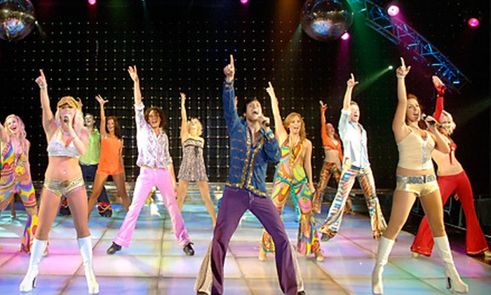 """""""Dancing Queen"""" - Central Chicago: """"Dancing Queen"""" Musical Package at Riverfront Theater from June 6–17 (Up to 51% Off). 18 Options Available."""