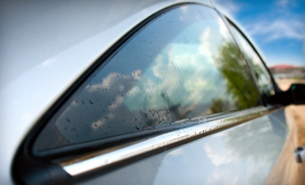 $125 for Window Tinting for Five Windows on a Car or a Two-Door Truck ($250 Value) at Top Class Auto Salon ($250 Value)