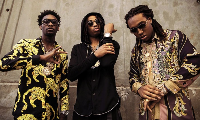 Migos - Fillmore Charlotte: Migos on March 15 at 8 p.m.