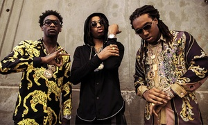 Migos: Migos on March 8 at 8 p.m.