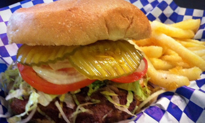 Uncle Bo's Hamburgers & Deli - Mansfield: Deli Food at Uncle Bo's Hamburgers & Deli (Up to 53% Off). Two Options Available.