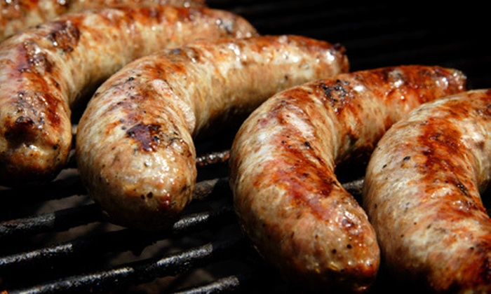 Peter's Brats & Breads - Central El Paso: $7 for $14 Worth of German Food at Peter's Brats & Breads