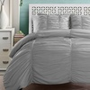Madeira Ruched Microfiber Duvet Sets (2- or 3-Piece)