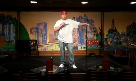Ric James' Return of the King  Comedy Show featuring Ellis Rodriguez on Friday, May 8, at 9:15 p.m. (Up to 50% Off)