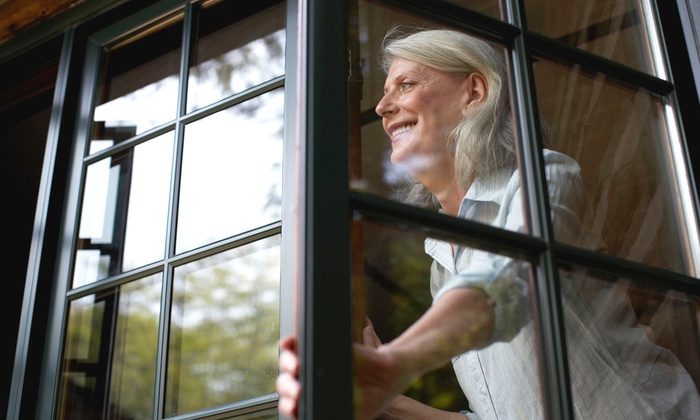 Window Pros - Far North Central: Exterior Cleaning with Optional Interior Cleaning for 15 Windows from Window Pros (Up to 51% Off)