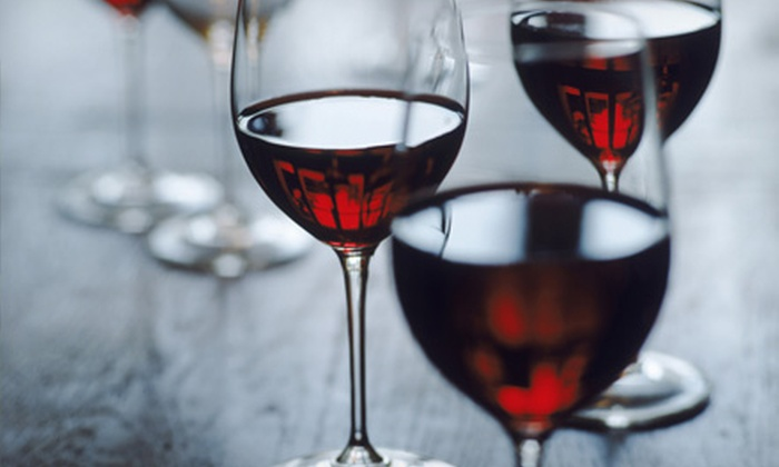 Crown Wine & Spirits - Multiple Locations: $15 for a Wine Tasting for Two at Crown Wine & Spirits ($30 Value). Four Dates Available.